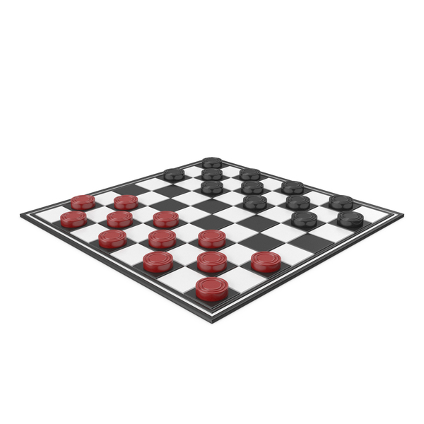 Checkers Red Black PNG & PSD Images