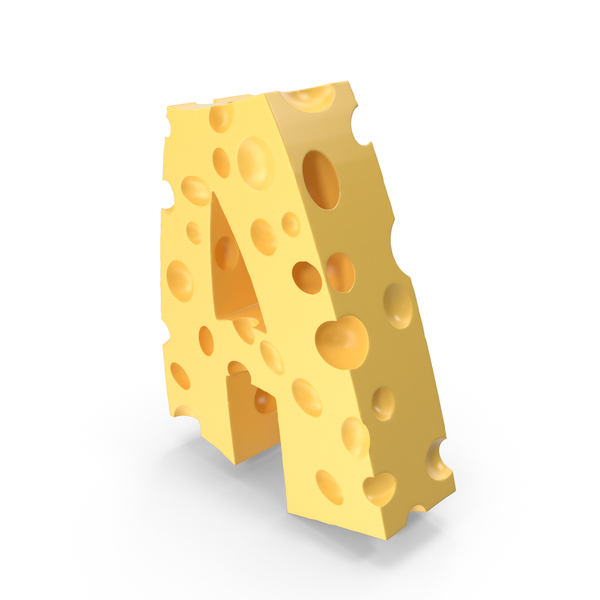 Language: Cheese Symbol A PNG & PSD Images