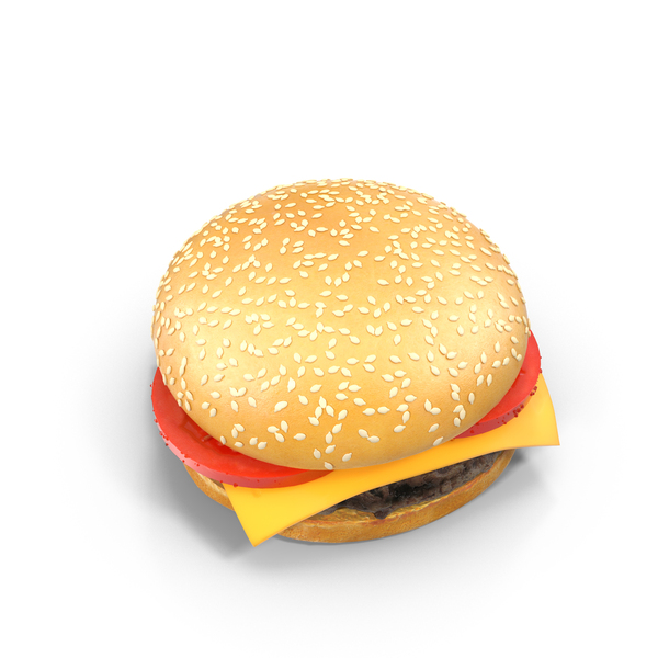 Cheeseburger PNG & PSD Images
