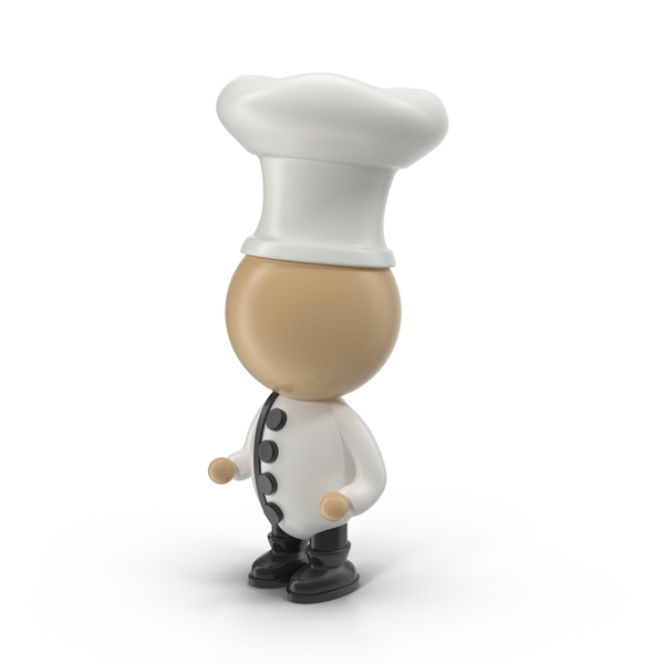 Chef Character Object