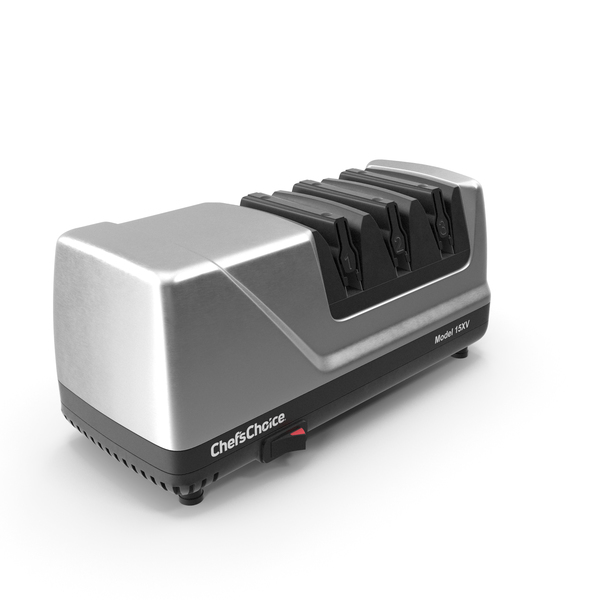 Chefs Choice Trizor XV Electric Knife Sharpener PNG & PSD Images