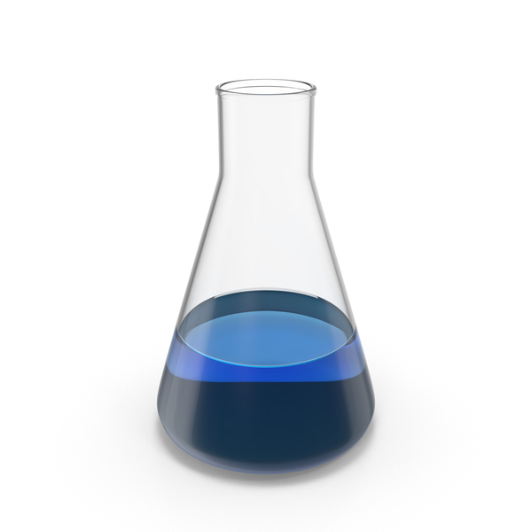 Lab: Chemistry Flask PNG & PSD Images