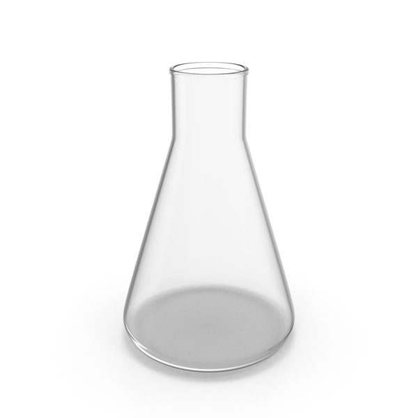 Lab: Chemistry Flask Liquid PNG & PSD Images
