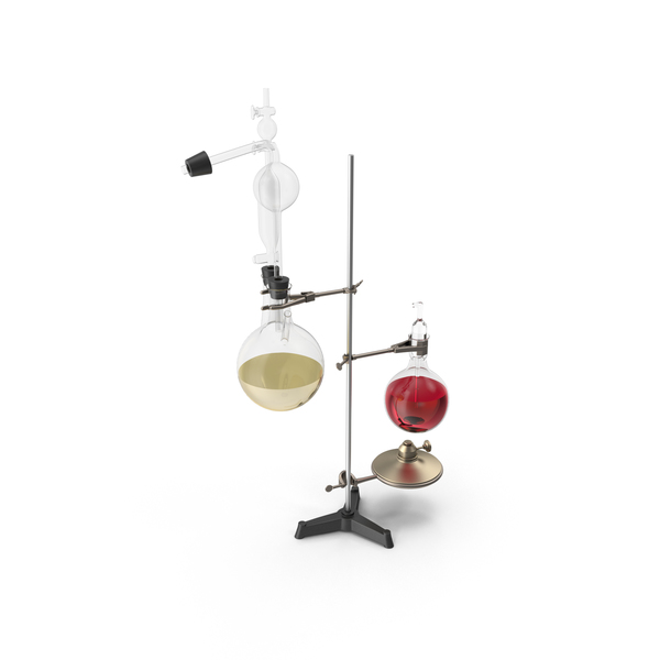 Chemistry Laboratory Equipment Object