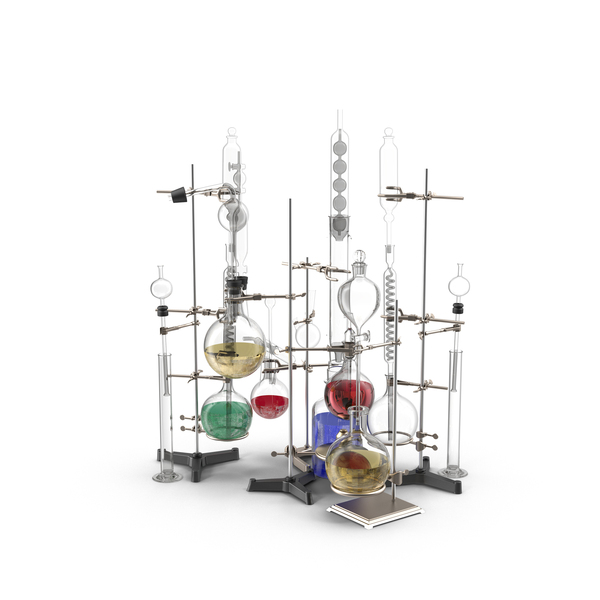 Lab Equipment: Chemistry Laboratory PNG & PSD Images