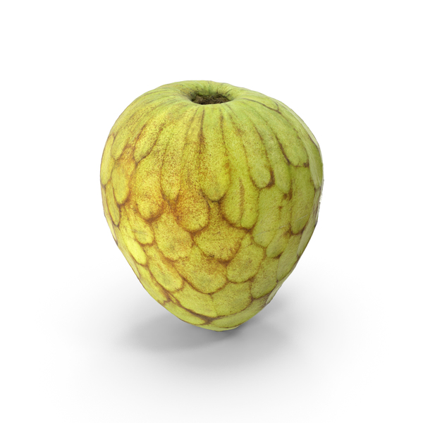 Cherimoya or Annona Cherimola Fruit PNG & PSD Images