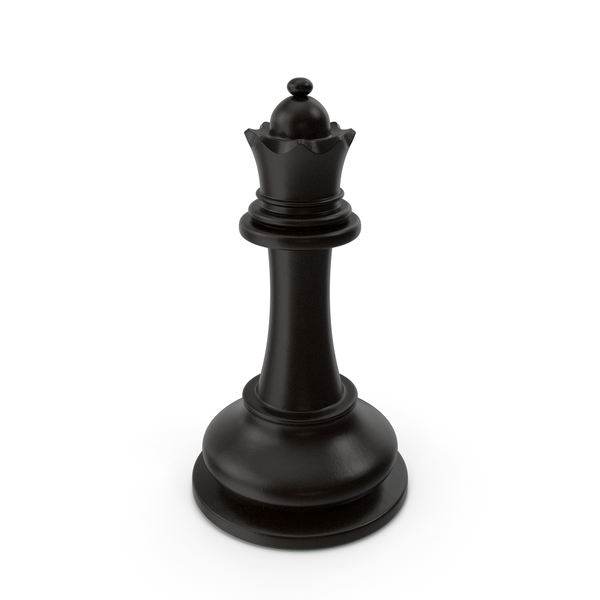 Chess Black Queen PNG & PSD Images