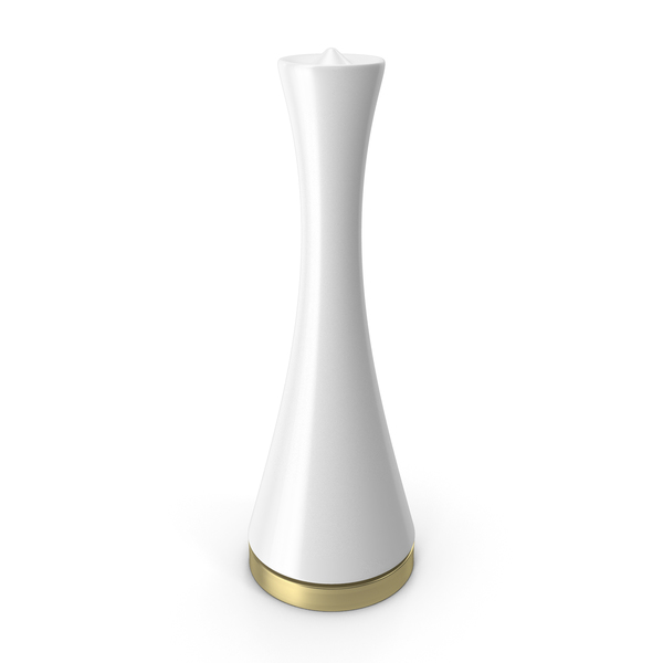 Games: Chess Figure White Bishop PNG & PSD Images