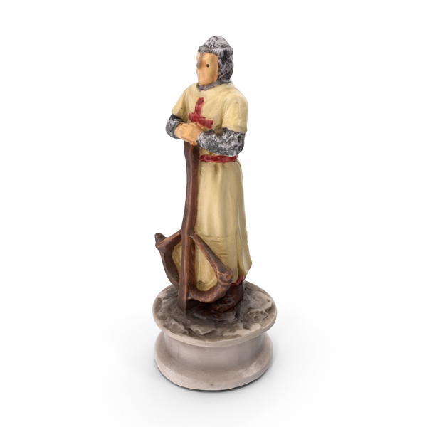Chess Piece White Pawn PNG & PSD Images