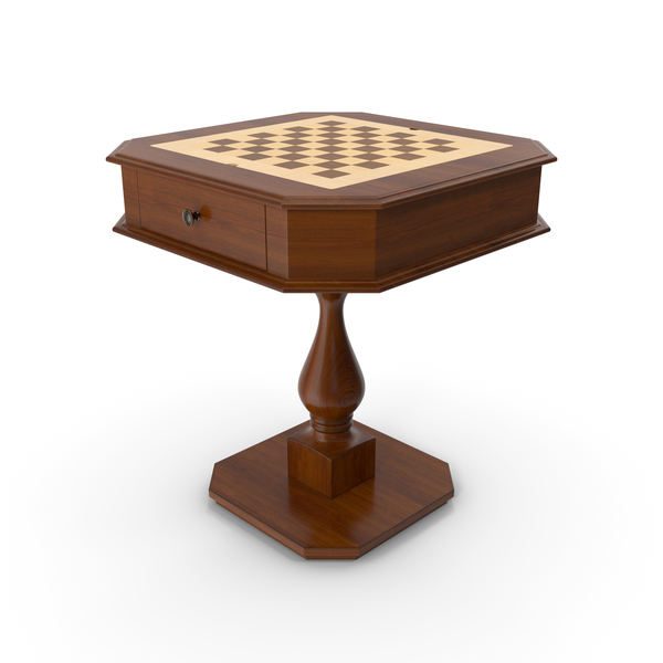 Chess Table PNG & PSD Images