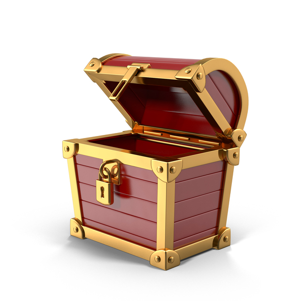 Chest Red PNG & PSD Images