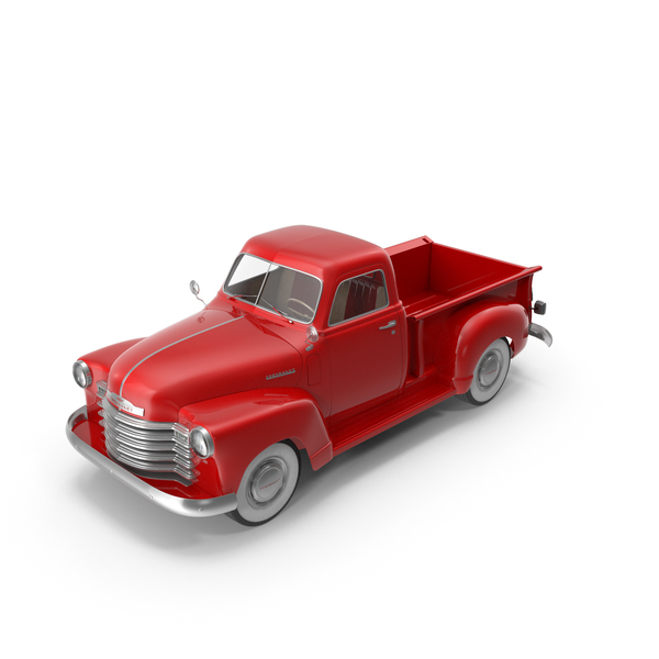 Chevrolet Pickup 1947 PNG & PSD Images