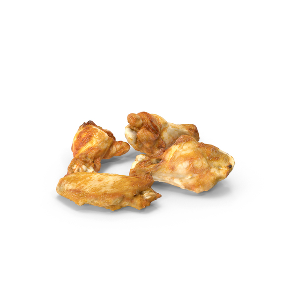 Chicken Wings PNG & PSD Images