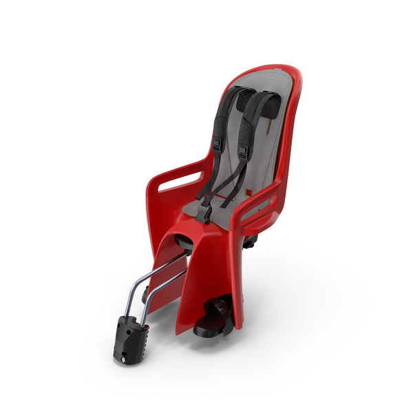 Child Bike Safety Seat PNG & PSD Images