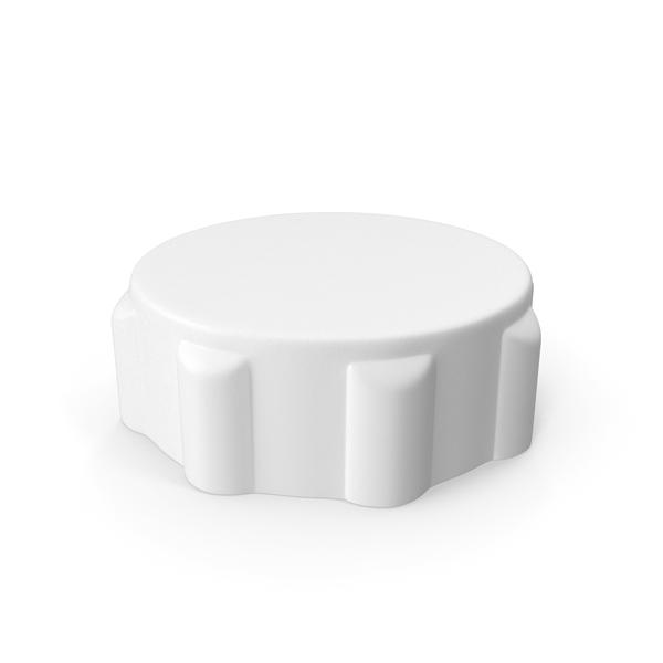 Child Resistant Cap Foam Liner PNG & PSD Images