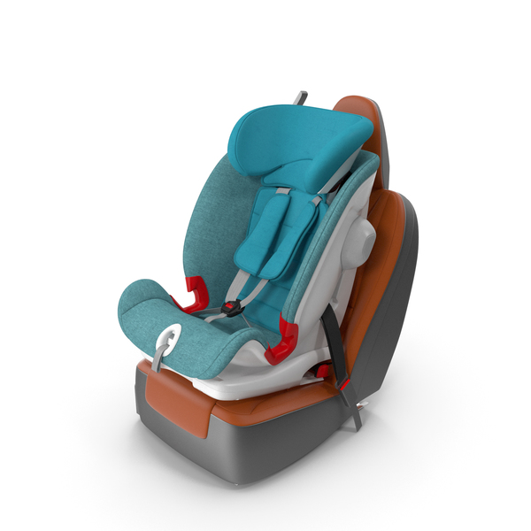 Safety: Child Seat on Passenger Place PNG & PSD Images