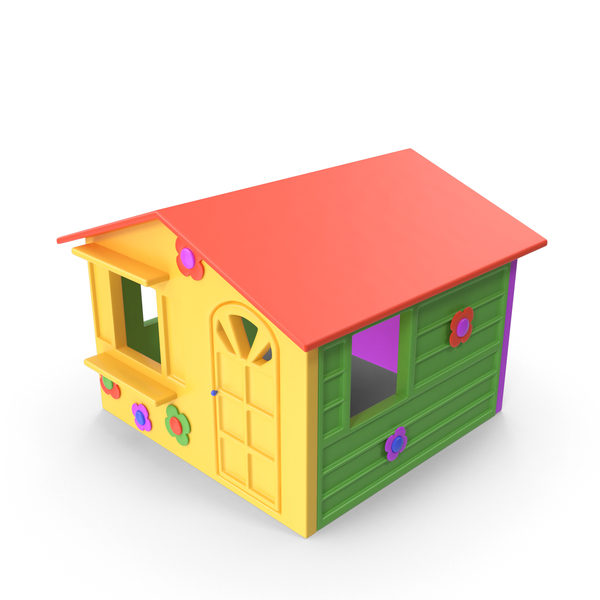 Children's Play House PNG & PSD Images