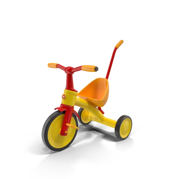 Childrens tricycle Object