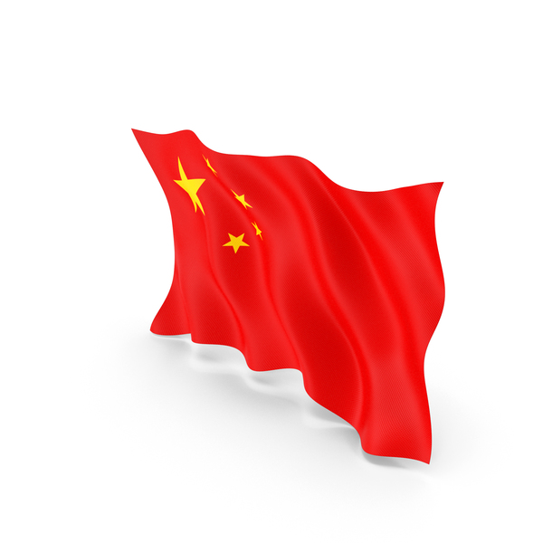 Chinese: China Flag PNG & PSD Images