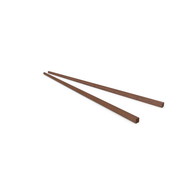 Chinese Chopsticks Dark PNG & PSD Images
