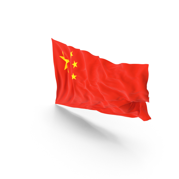 Chinese Flag PNG & PSD Images