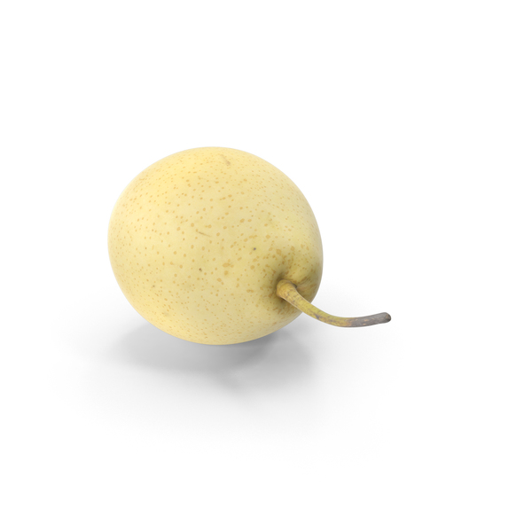 Chinese Pear PNG & PSD Images