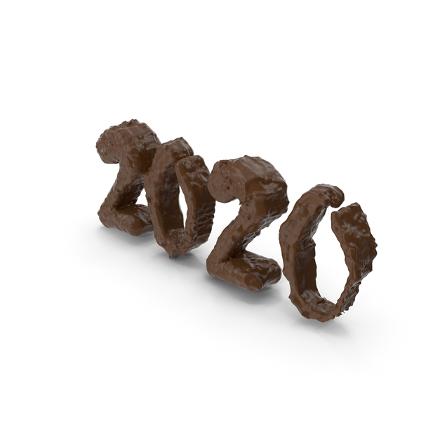 Chocolate 2020 PNG & PSD Images