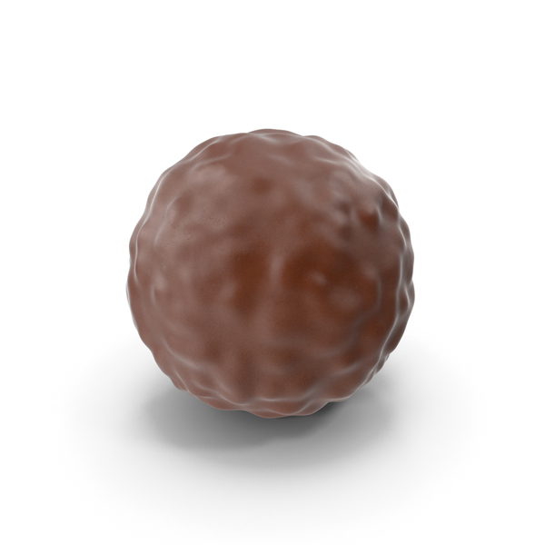 Chocolate Ball PNG & PSD Images