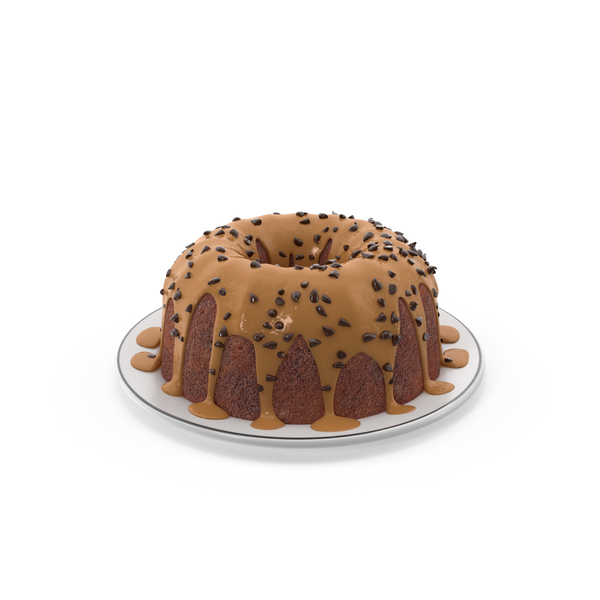 Chocolate Cake PNG & PSD Images