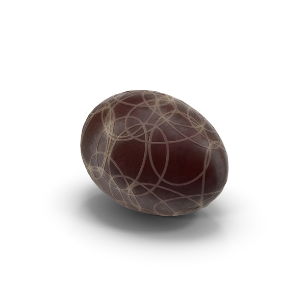 Chocolate Easter Egg PNG & PSD Images