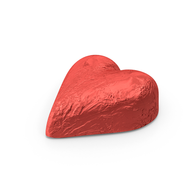 Chocolate Heart Candy PNG & PSD Images