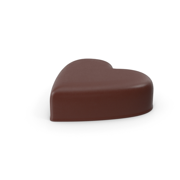 Chocolate Heart PNG & PSD Images