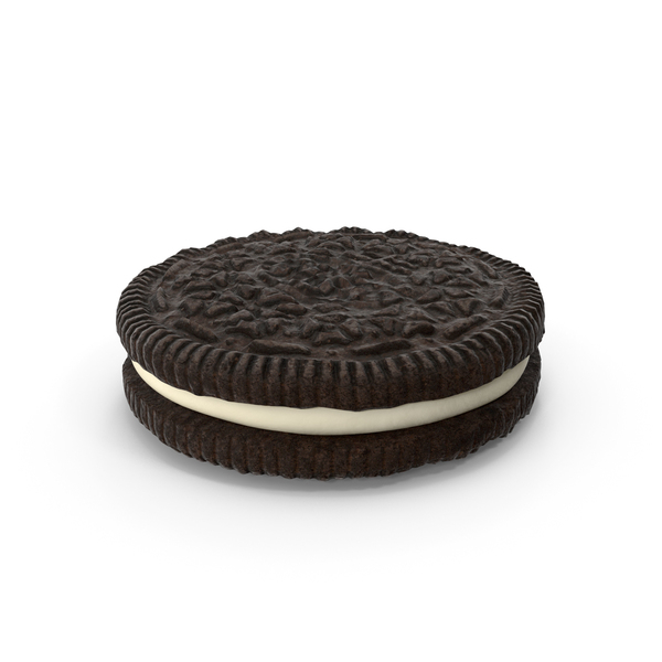 Chocolate Sandwich Cookie PNG & PSD Images