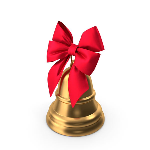 Christmas Bell PNG & PSD Images