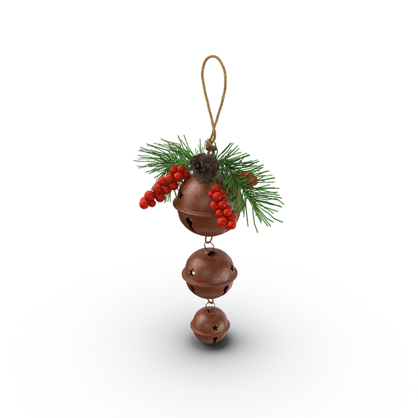 Christmas Bells Object