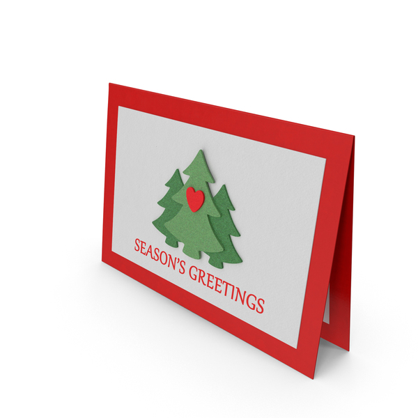 Christmas Card PNG & PSD Images