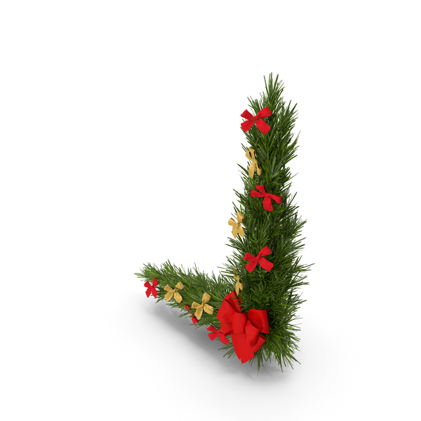 Christmas Corner Decoration PNG & PSD Images