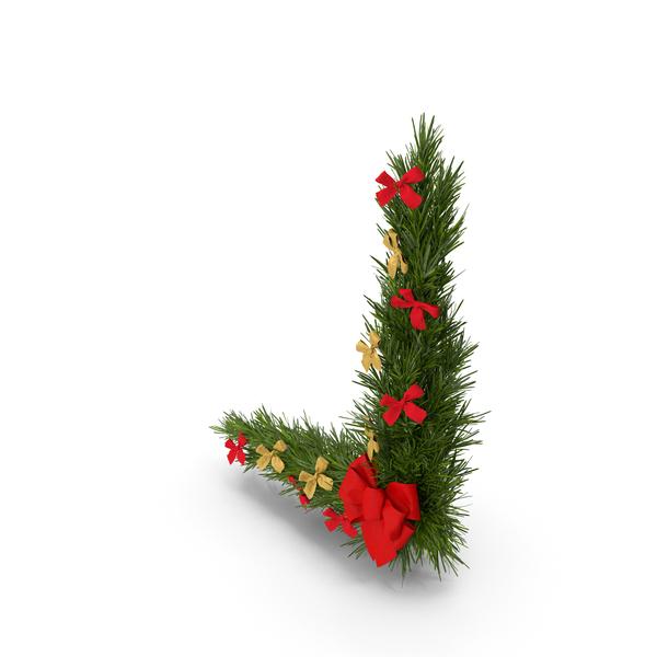 Christmas Corner Decoration PNG & PSD Images