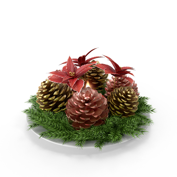 Christmas Decoration PNG & PSD Images
