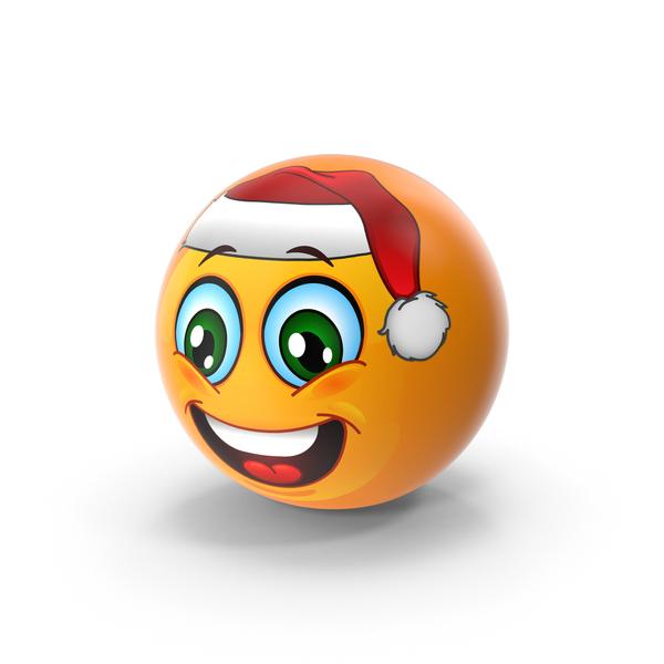 Christmas Emoji PNG & PSD Images