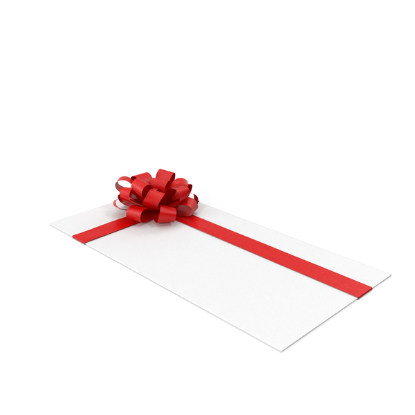 Christmas Envelope PNG & PSD Images