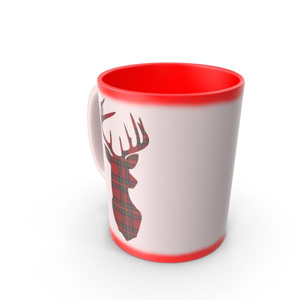 Christmas Mug PNG & PSD Images