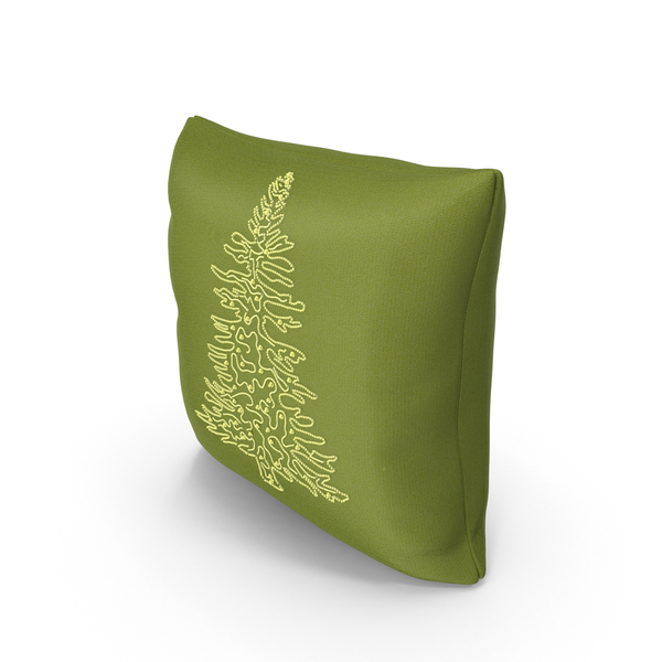 Christmas Pillow PNG & PSD Images