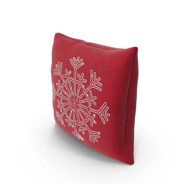 Sofa: Christmas Pillow PNG & PSD Images