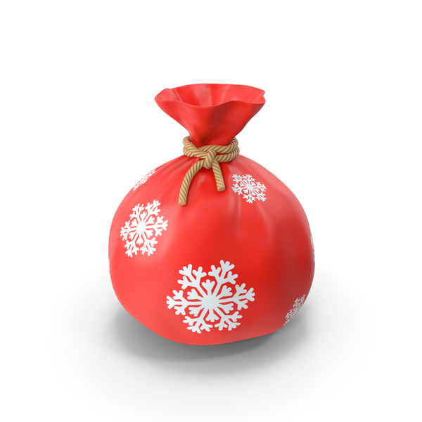 Christmas Pouch PNG & PSD Images