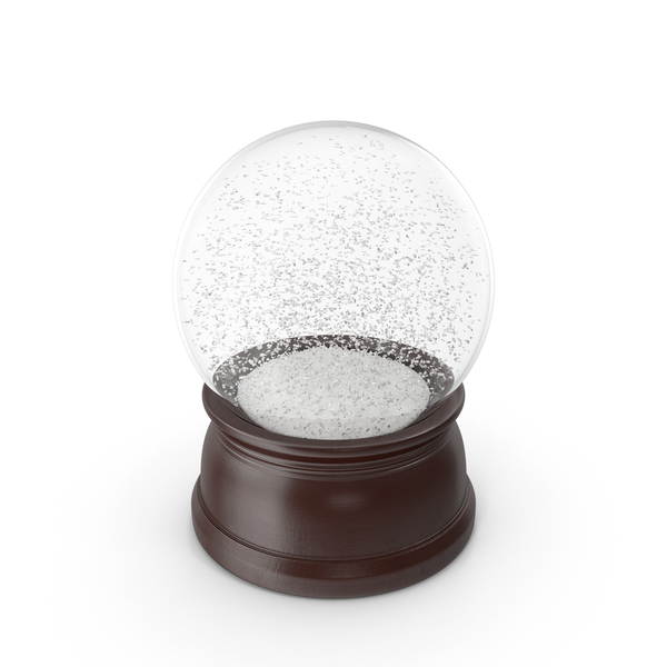 Christmas Snow Globe PNG & PSD Images