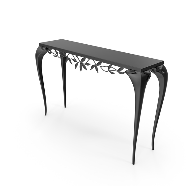 Christopher Guy Millefeuilles Console Table PNG & PSD Images