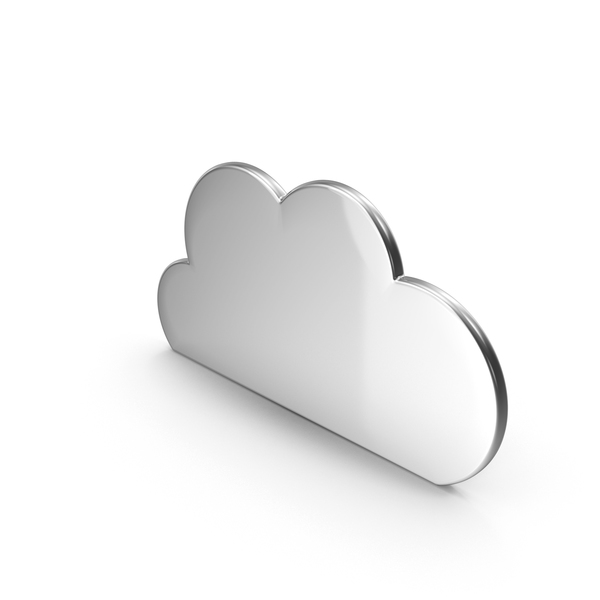 Chrome Cloud PNG & PSD Images
