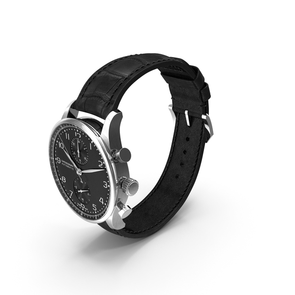 Chronograph Watch PNG & PSD Images