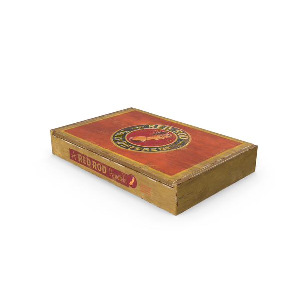 Cigar Box Object